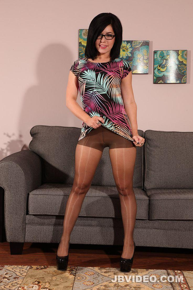 German pantyhose sex have
