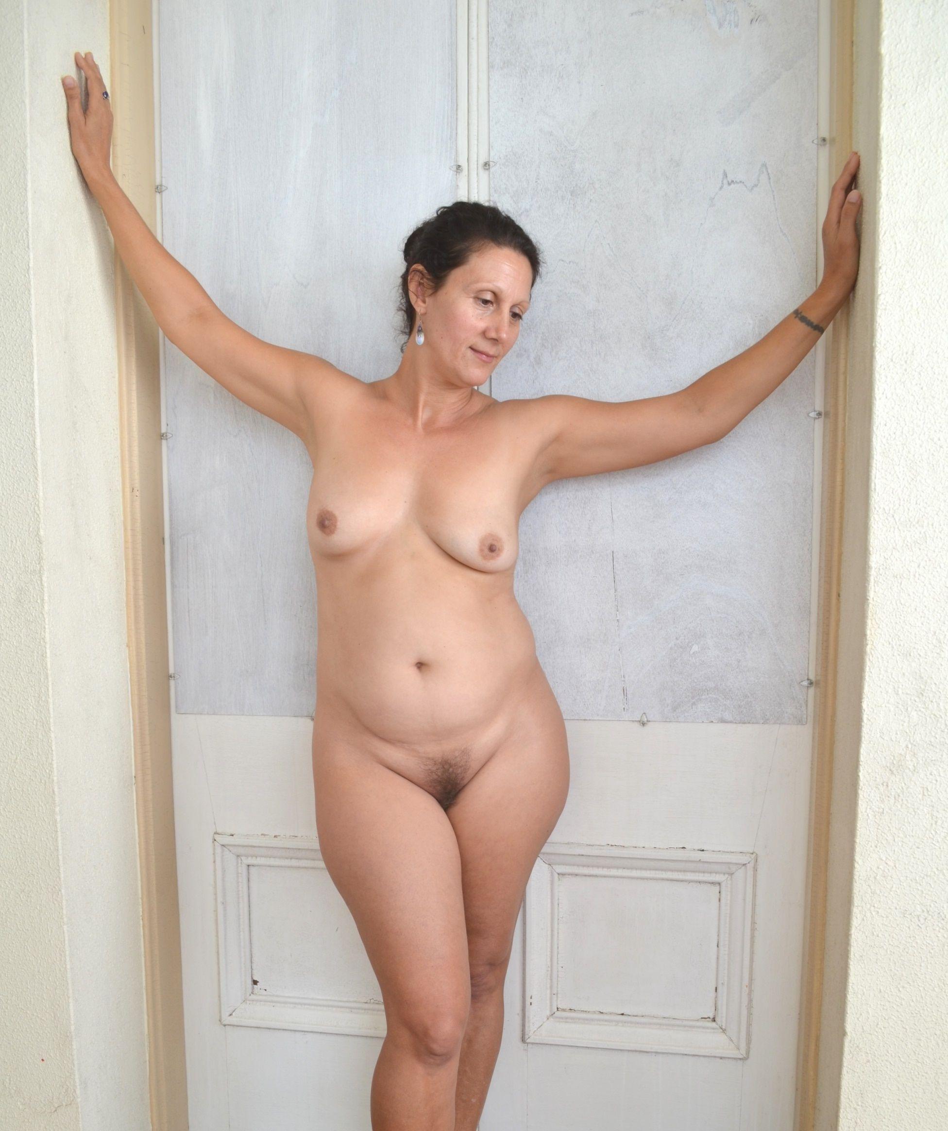 Huge tits at work
