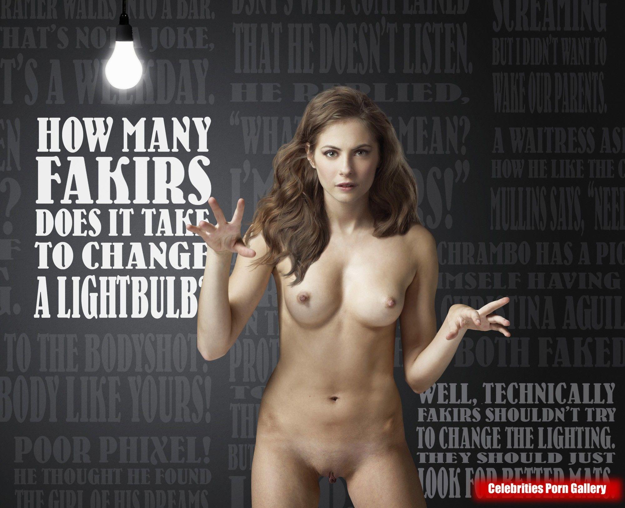 Willa Holland Porn