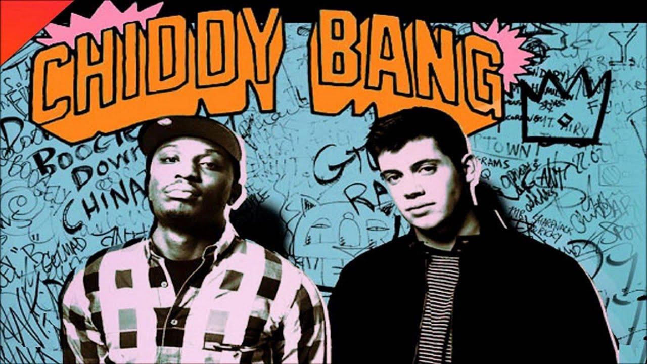Chirp reccomend Chiddy bang the opposite of adults