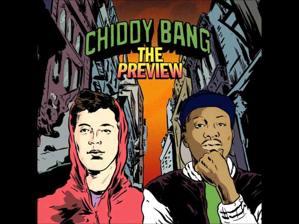 Chiddy bang the opposite of adults