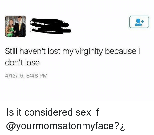 best of Virginity lose want I t to don my