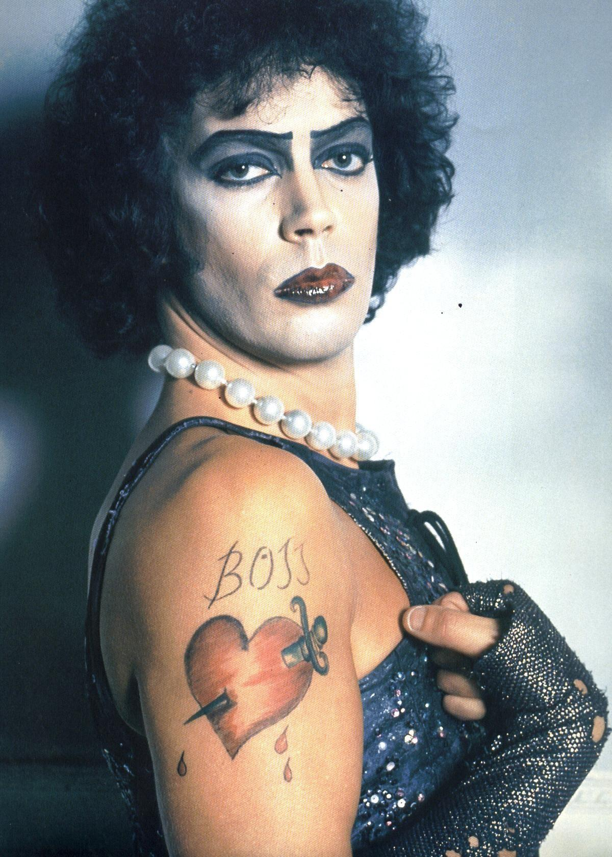 Frank n furter sweet transvestite