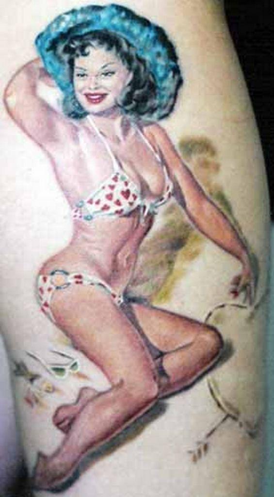 best of Tattoo Desi girls nude