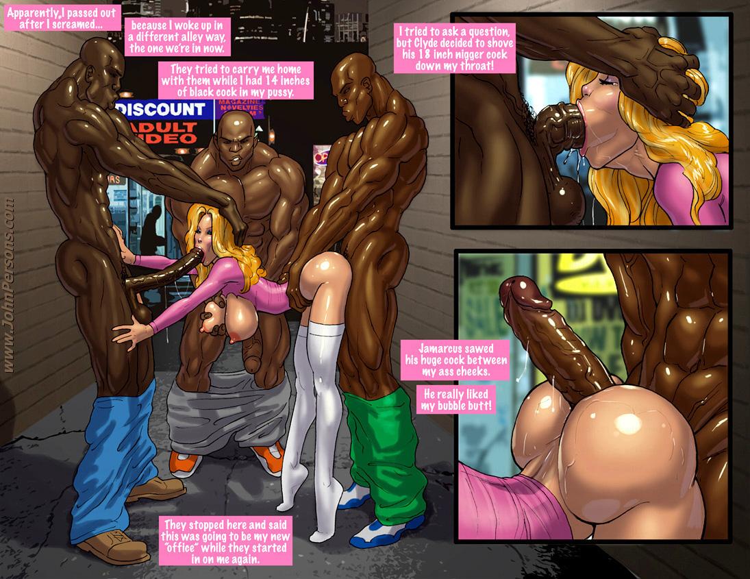Difficult slut gangbang cartoons that