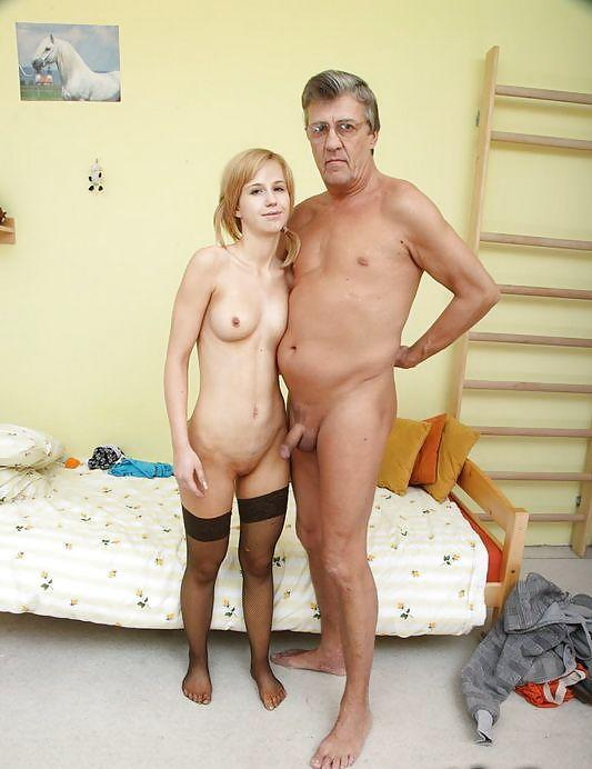 Father and adult daughter nude images photo