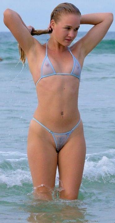 Bikini-dare Celebrity Bikini