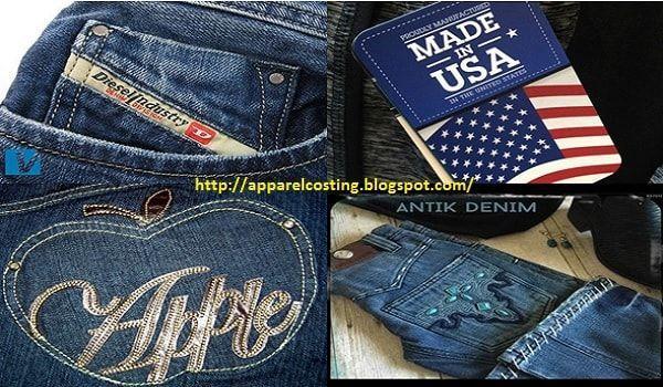 Fetish brand jeans
