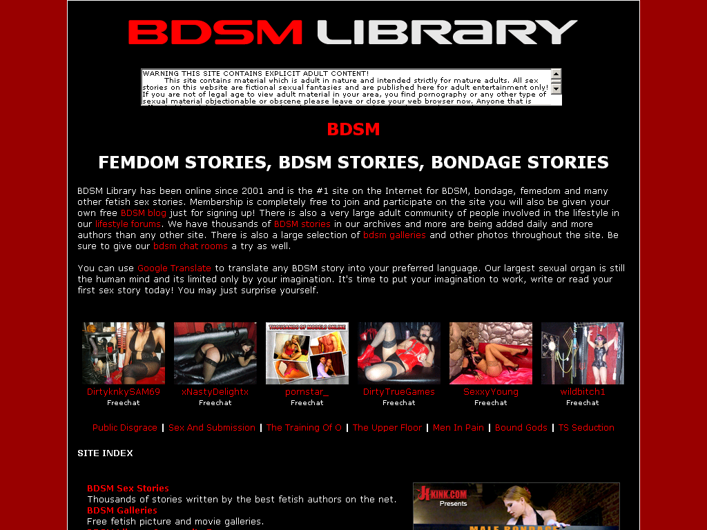 best of Stories library bdsm sex Free