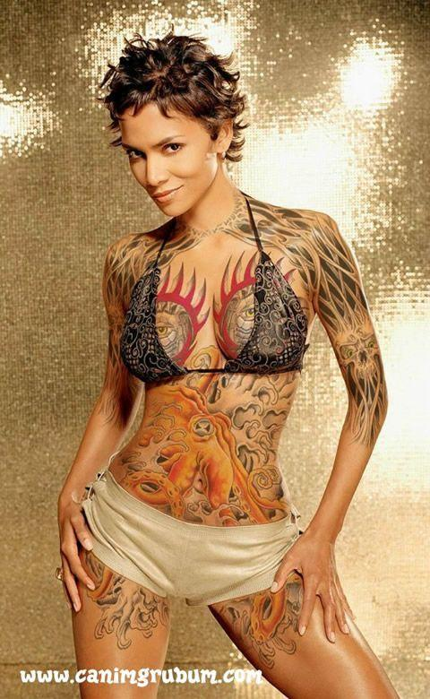 Are Women with tattoos porn final, sorry