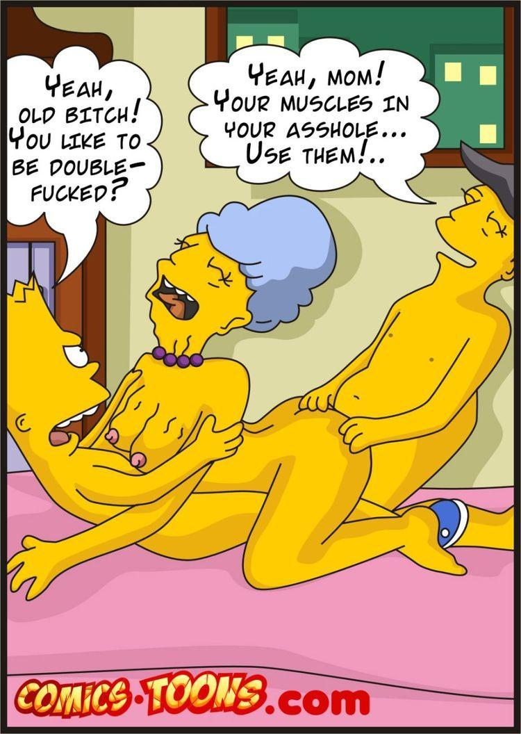 Kenton recommend best of cartoons simpsons naked