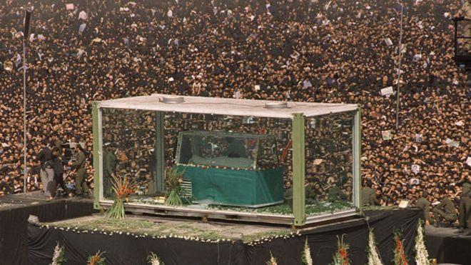Funeral of annadurai