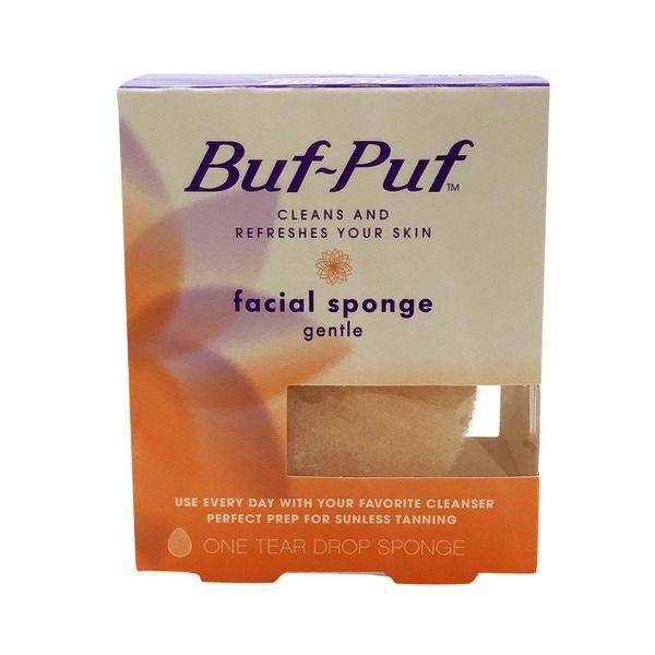 Mastadon reccomend Gentle facial sponge