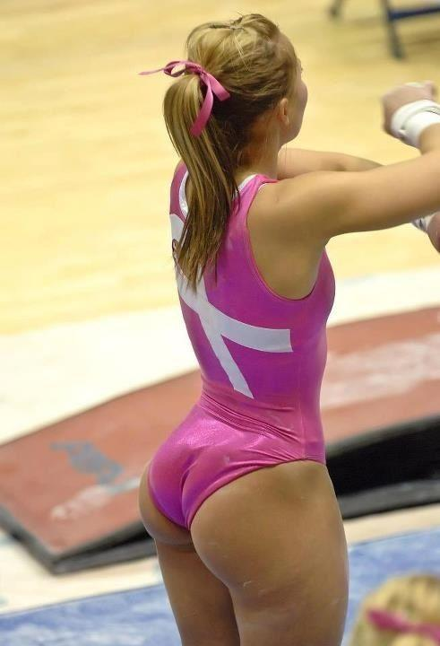 best of Sexy ass with Gymnast