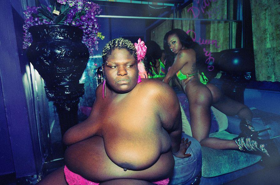 strip club handjob