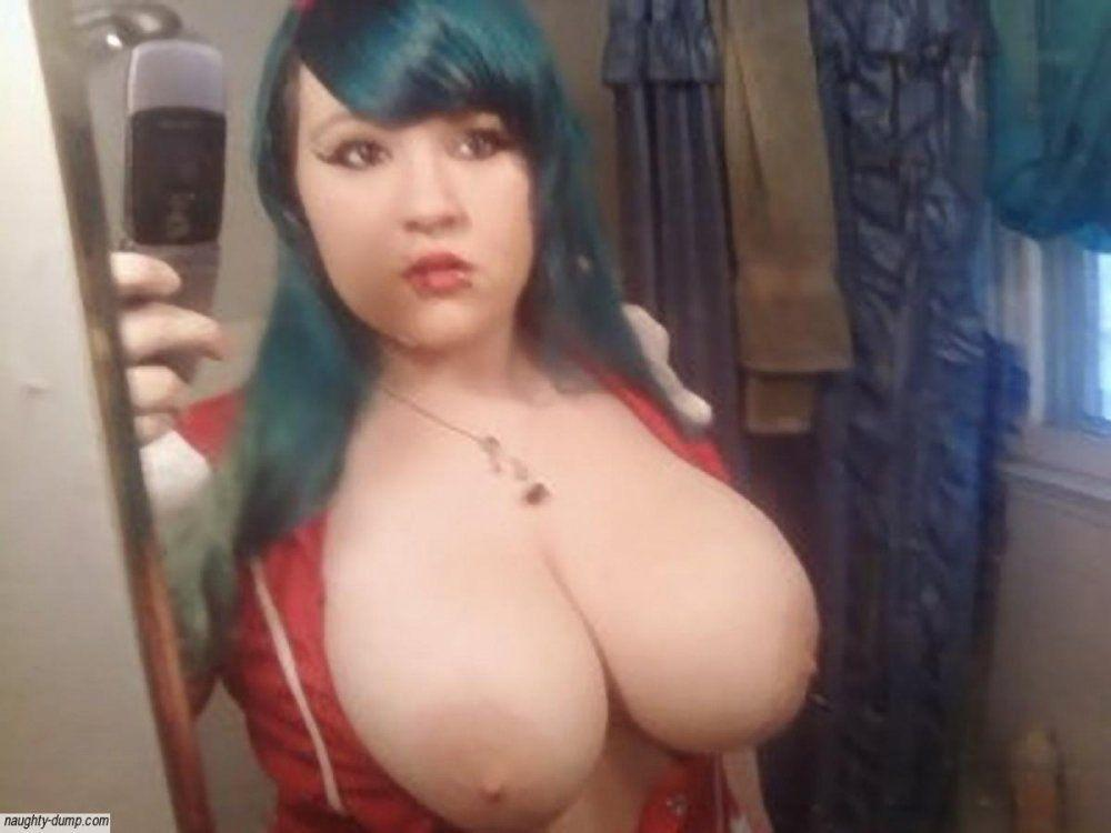 Hot big breasted emo nudes