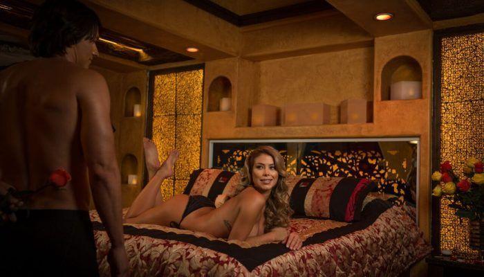 Hotel erotica bedroom fantasies