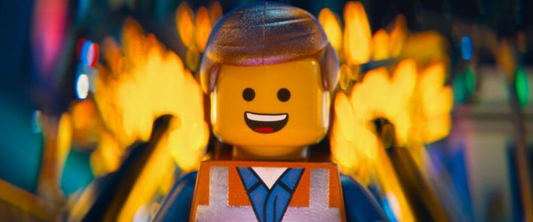 Clinic reccomend Lego movie emmet