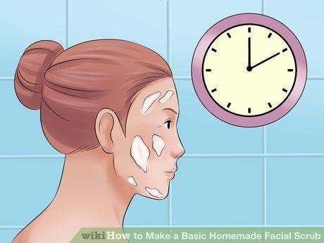 Facial scrub wiki - Porno photo