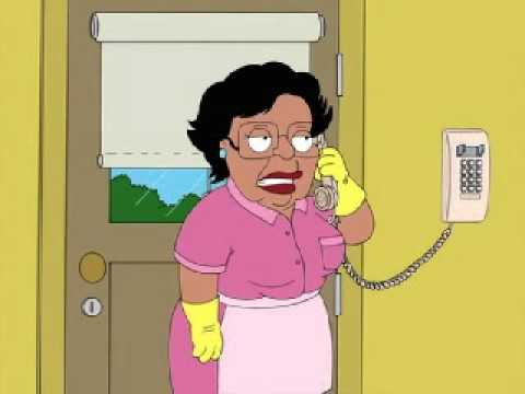 Mexican lady from family guy