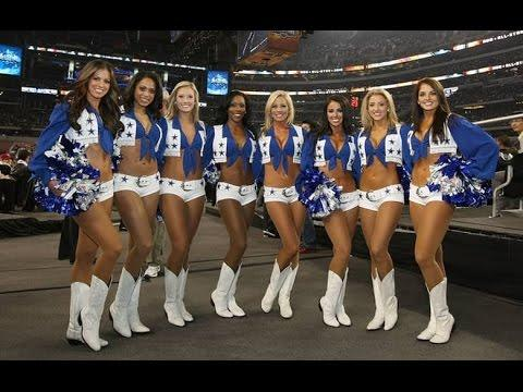 Dallas cowboys cheerleaders pussy the