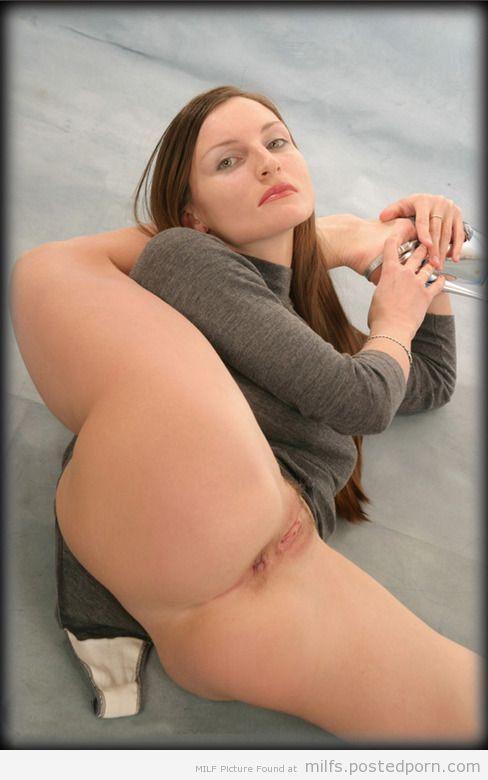 Mom ass hole pics