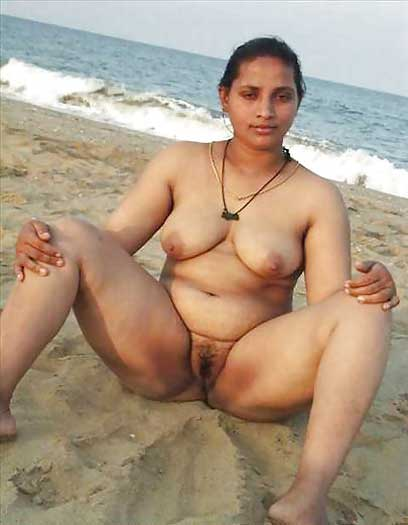 Mom naked at beach are not