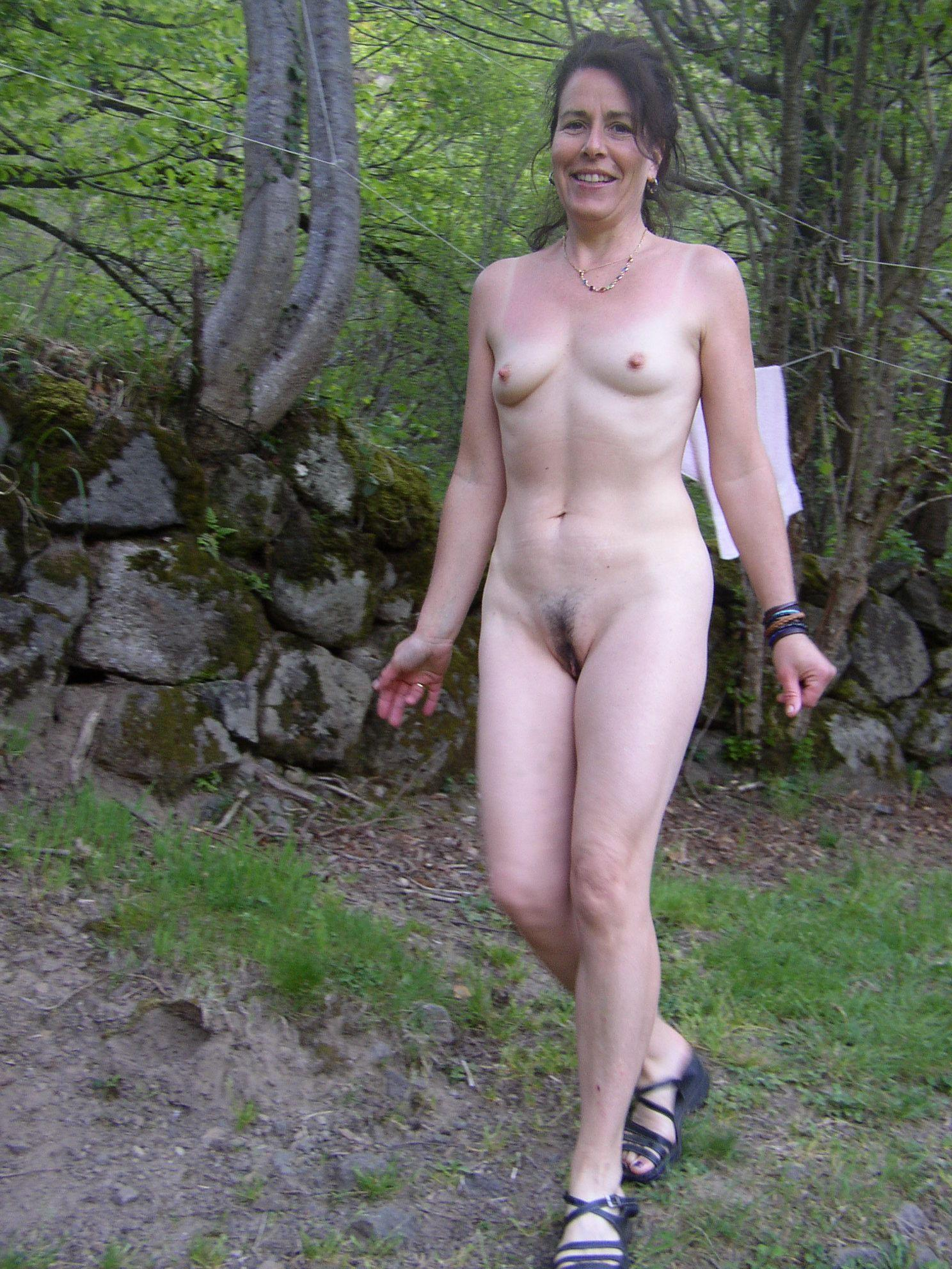 Think, mature naked older women outside tumblr