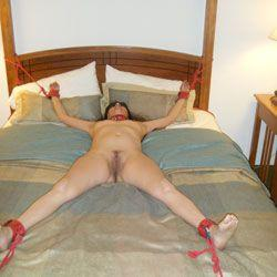 Masturbating herself nude post