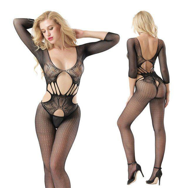 best of Catsuit Pantyhose bodystocking porn and