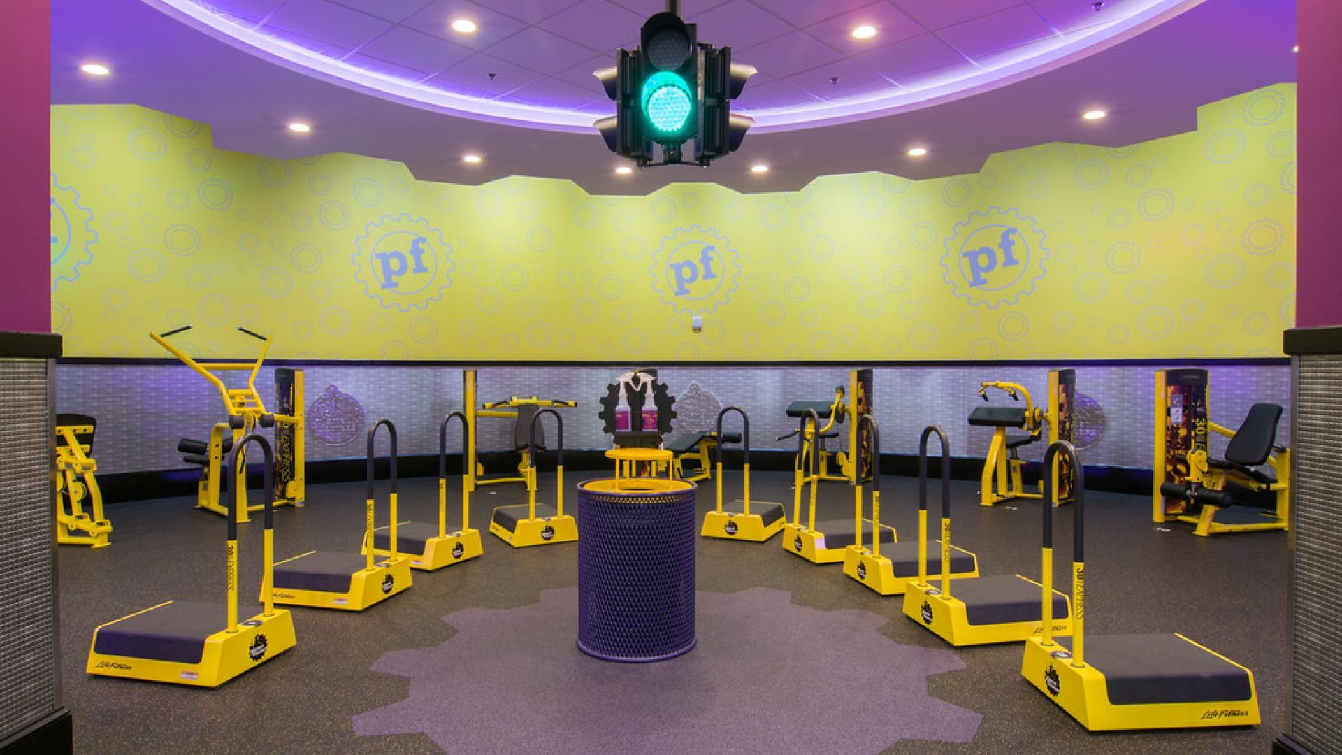 Fry S. reccomend Planet fitness savannah georgia
