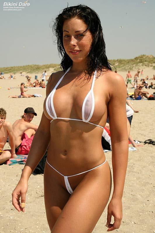 Bikini dare caribbean