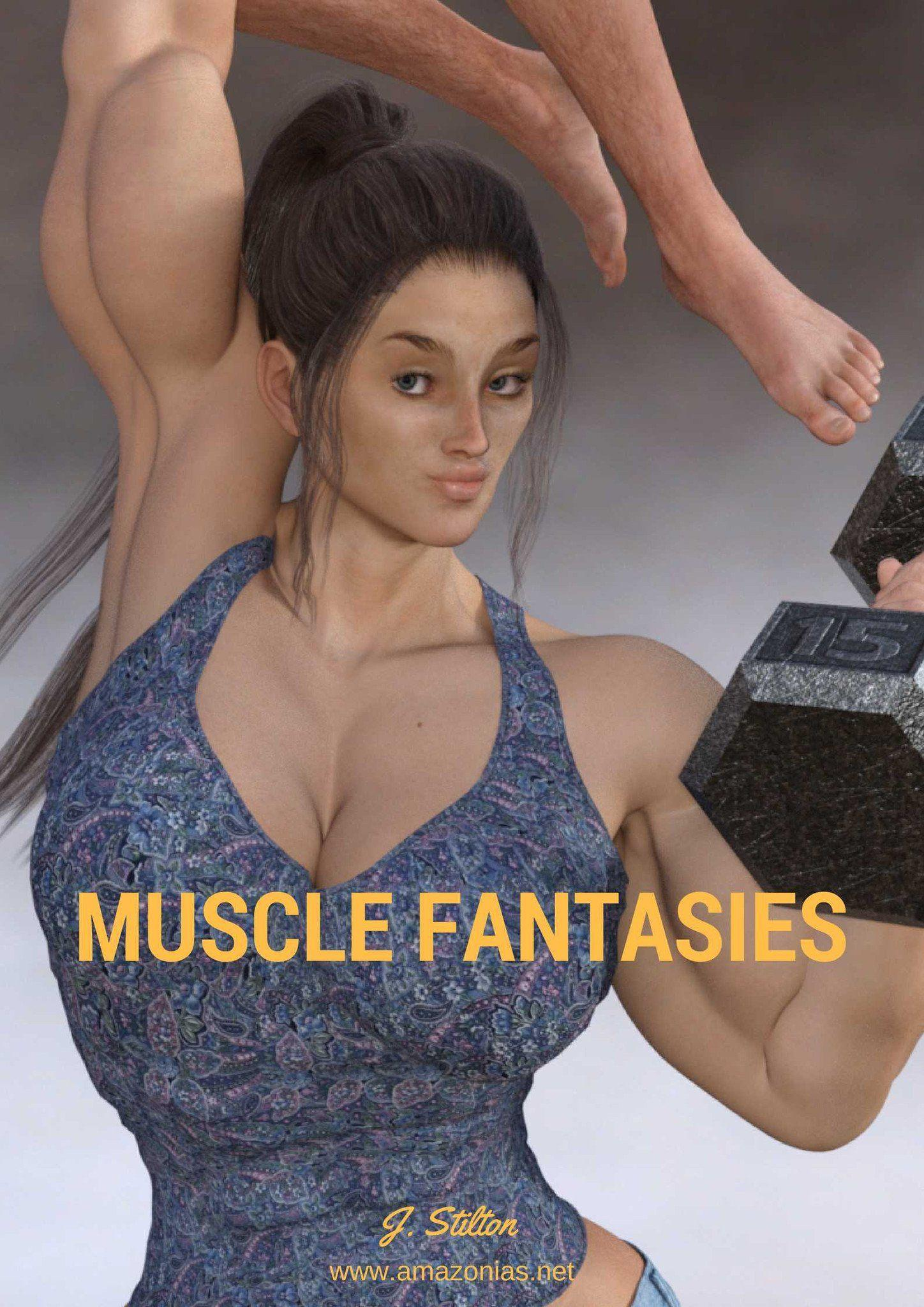 ZB reccomend Sexy muscle girl domination
