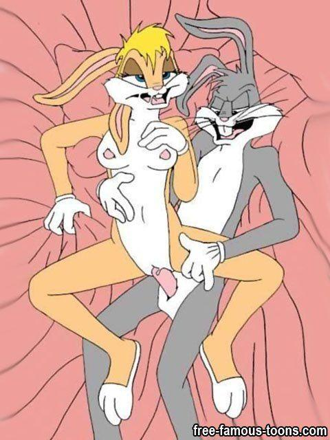 The girl bunny from bugs bunny naked photos 792
