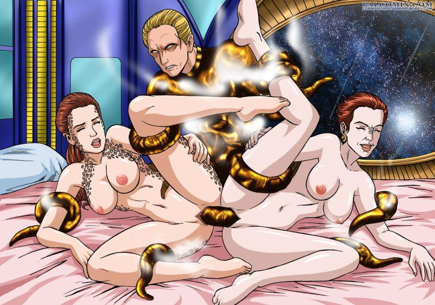Star trek hentai porn consider, that