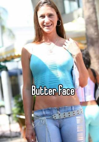 Well possible! Hot girls with ugly bodies