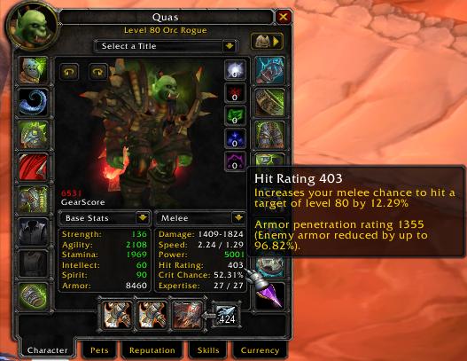 Warcraft armor penetration